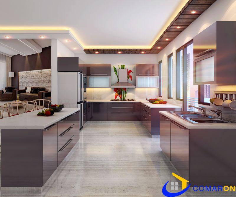Comaron Kitchen 14